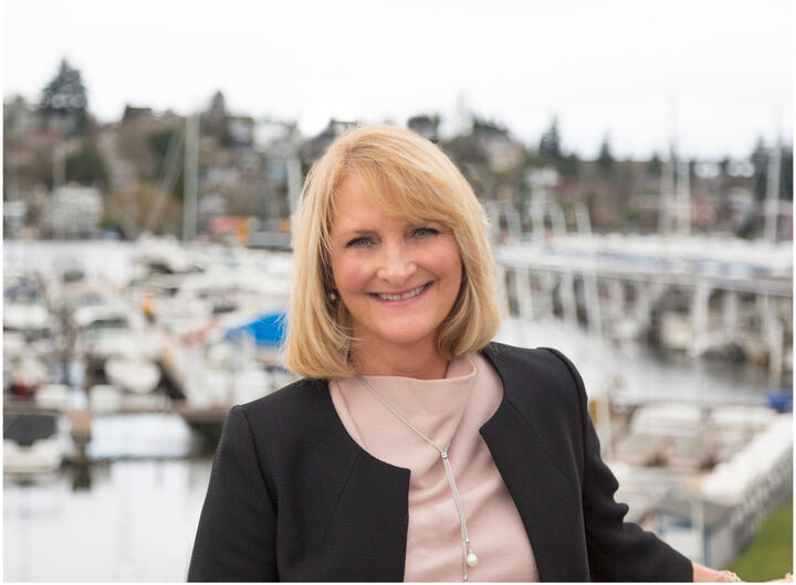 Sue Rockwell, Broker, Premier Properties Director in Seattle, Windermere