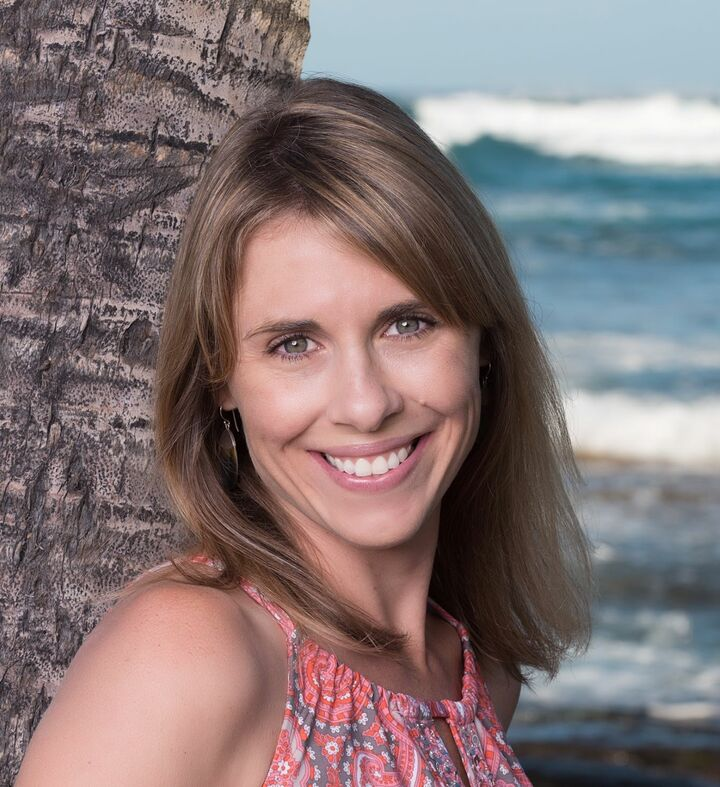 Renee Higgins,  in Kailua-Kona, Windermere