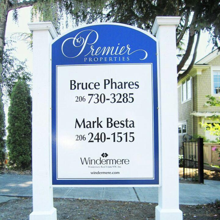 Bruce Phares, Senior Managing Broker in Seattle, Windermere