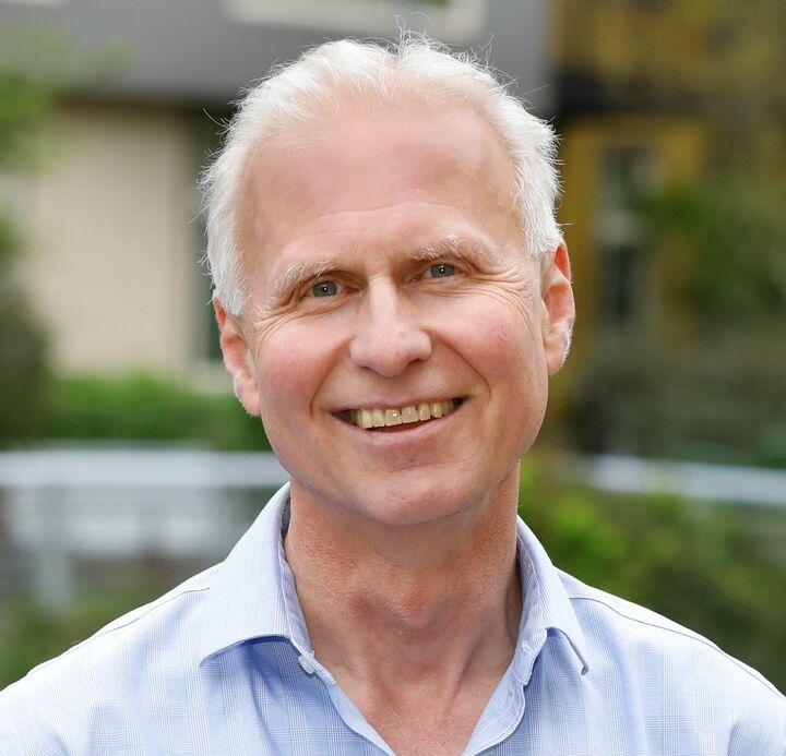 John Lombard,  in Seattle, Windermere