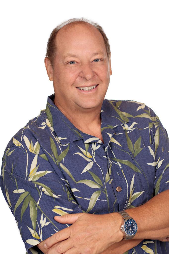 Scott Hawkins,  in Kailua-Kona, Windermere