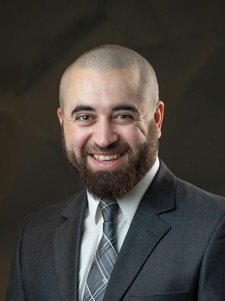 Saad Alghanim, REALTOR® in Harrisonburg, Kline May Realty