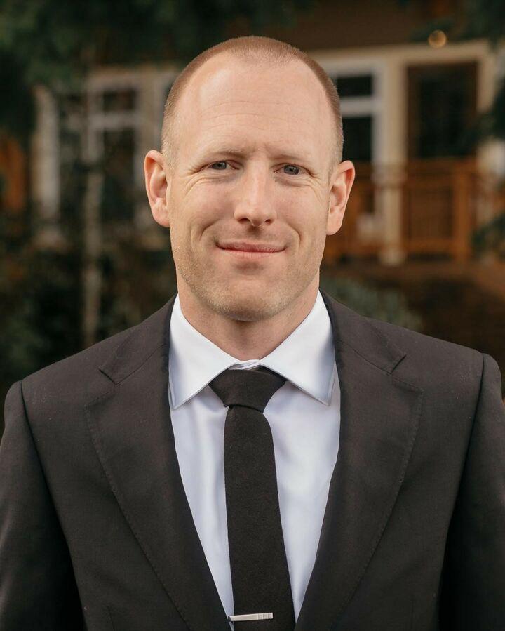 Brady Fuller, Broker in Shelton, Windermere